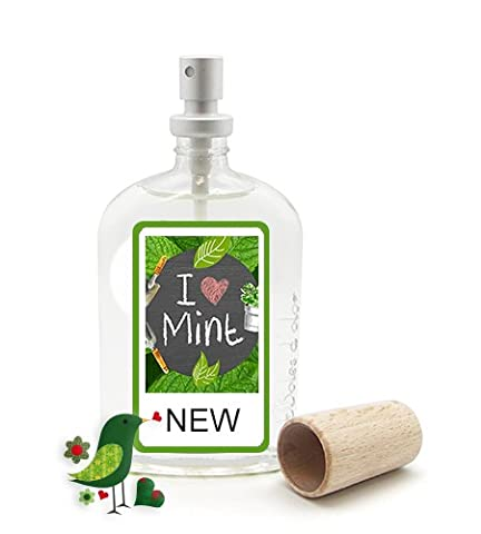 I LOVE Mint - Eau De Parfum Room Spray Air Freshener 100ml