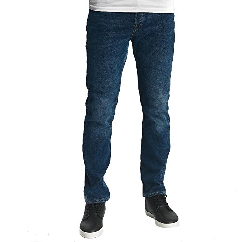 JACK & JONES Herren Slim Jeans Blau (Blue Denim Blue Denim)