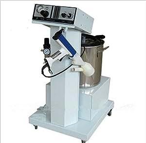 Gowe CE Nouveau efficace électrostatique Flocage Machine