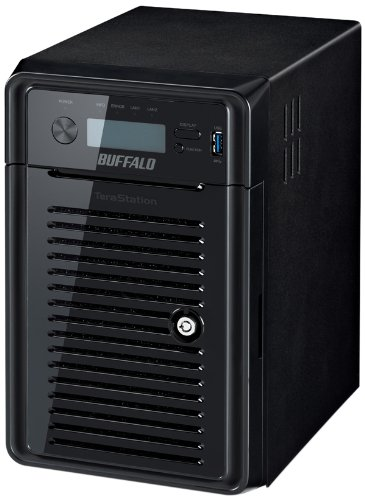 Buffalo Technology Deutschland TeraStation 5600 Windows Storage Server2012R2 NAS bestückt – Standard license 24TB 6x 2TB;RAID 0/1/5;JBOD | 4981254017708
