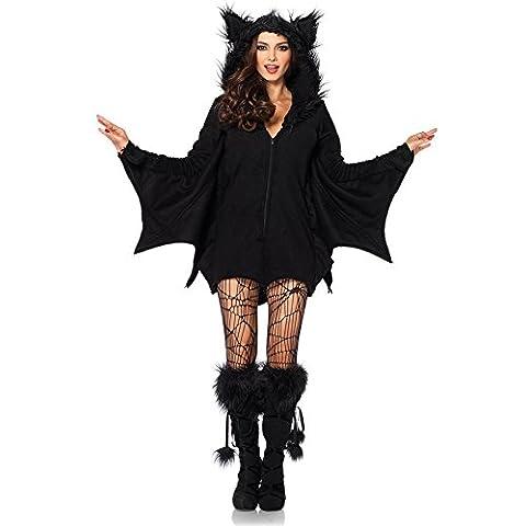 Adulte Bat Sexy Costumes - Costour Déguisement pour la Fête Toussaint Halloween