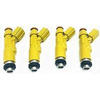 Qinlorgo 25359853 Adaptateur de buse dinjecteur de carburant 4pcs