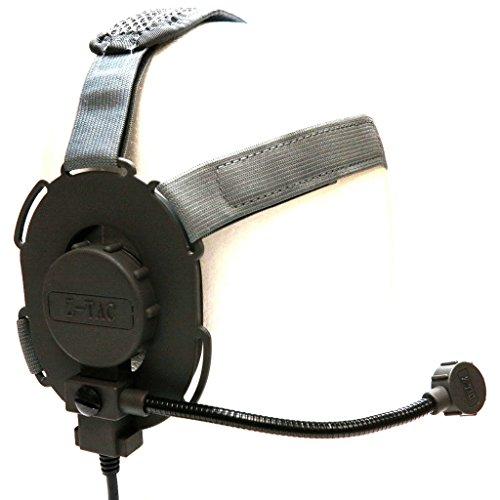 Kommunikation Ersatzteile Produkt Z-Tactical Bowman EVO III Stil Headset ACU Grau