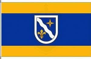 Königsbanner Hissflagge VG Obere Kyll - 120 x 200cm - Flagge und Fahne