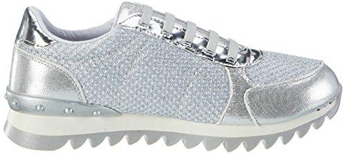 Fiorucci - Fepk067, Pantofole Donna Argento (Silver)