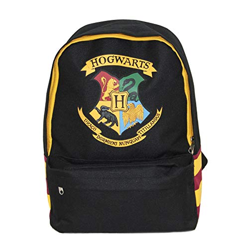 Zaino scuola stemma di hogwarts da harry potter 38x27cm originale groovy backpack