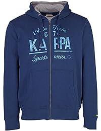 Kappa Herren Wanko Hooded Sweatjacket