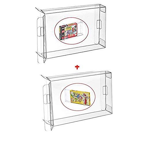 WiCareYo 10 pcs Caja Caja Transparente CIB Protector