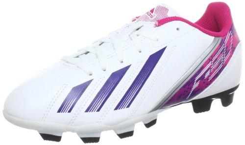 adidas Performance Damen F5 TRX FG W Fußballschuhe, Weiß (Running White FTW/Hero Ink Blast PINK F13), 37 EU