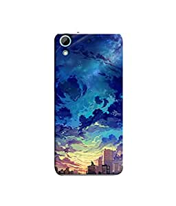 Kaira High Quality Printed Designer Soft Silicon Back Case Cover For HTC Desire 626(1071)