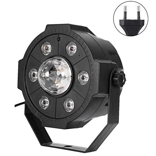 Draulic Fernbedienung bühnenlicht effektlicht RGB farbenreich par licht Mini ktv Flash Lampe