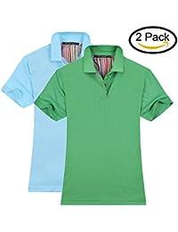 MTTROLI Womens Polo Shirts c77c23eea
