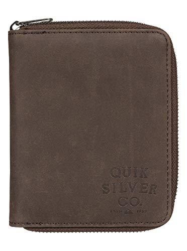 Quiksilver Falcor - Zip-Around Travel Wallet - Männer (Around Wallet Zip Travel)