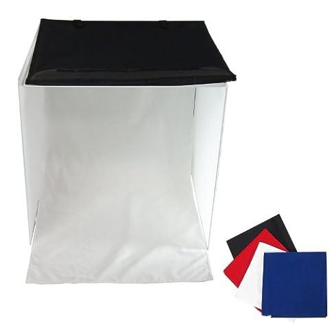 Lichtwürfel Lichtzelt DynaSun PRO Cubelight Fotobox PB4