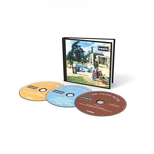 Be Here Now: Chasing The Sun Edition (3CD)