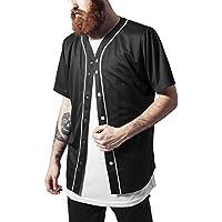 Urban Classics Baseball Mesh Jersey, T-Shirt