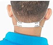 Ear Savers   Ear Mask Strap Band Extender   Ear Mask Adjuster Protector Hook Loop   Ear guard mask clip   Anti