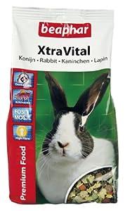 Beaphar Xtravital Rabbit Food 25 Kg Pack Of 4 from Beaphar Uk Ltd