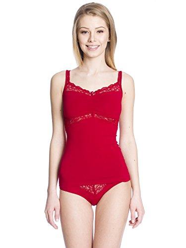 Vive Maria 33467, Set Intimo Donna, Rosso (Rosso Red), 36 Inches (taglia Produttore: S)