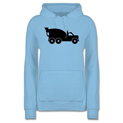 andere-fahrzeuge-betonmischer-l-hellblau-jh001f-damen-premium-kapuzenpullover-hoodie