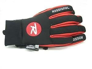 Rossignol Unisex Fist Pump Thermo Gloves Red Black by Rossignol