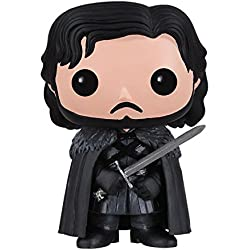 Funko Pop! - Pop TV: Game of Thrones-Jon Snow Vinyl, (3090)