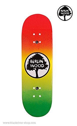 Komplett-Set Berlinwood Fingerboard Deck