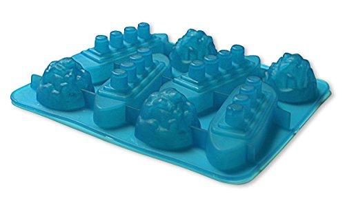 Eiswürfelform Titanic Gin & Titonic Ice cube tray (15cm x 17cm) (Und Orangensaft Gin)