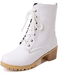CHNHIRA Damen Sommer Plattform Medizin Klassisch Komfort Krankenschwester Schuhe Freizeitschuhe (EU 35, Schwarz Weiß 1)