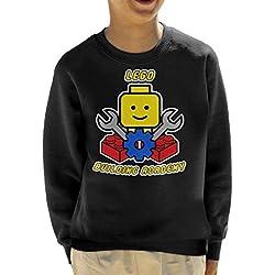 Lego Building Academy Kid's Sweatshirt