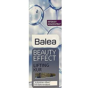 Balea Beauty Effect Lifting Kur 7x1ml - beauté effet