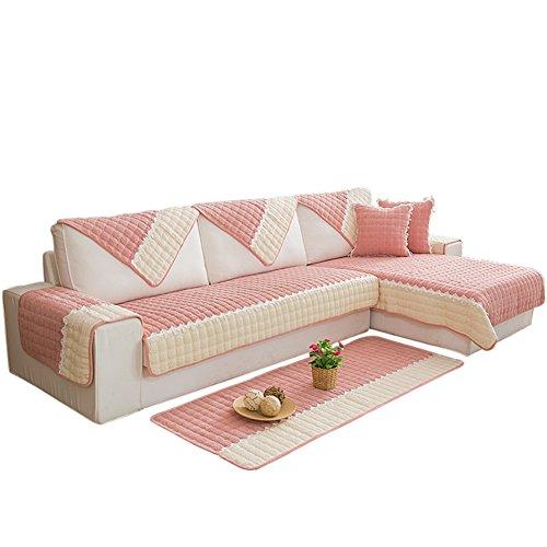 Copridivano salvadivano per divano con penisola/protettore mobili,gli slipcovers,resistente all'acqua,coperchio dell'animale domestico micro tessuto da divano -1 pezzo-a 68x68cm(27x27inch)