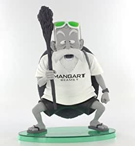 Figurine Trading Figure Dragon Ball Kai DX Figure Beamst Mangart Style 2 Tortue Géniale (noir et blanc)