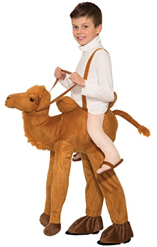 Ride A Camel Child Costume One Size