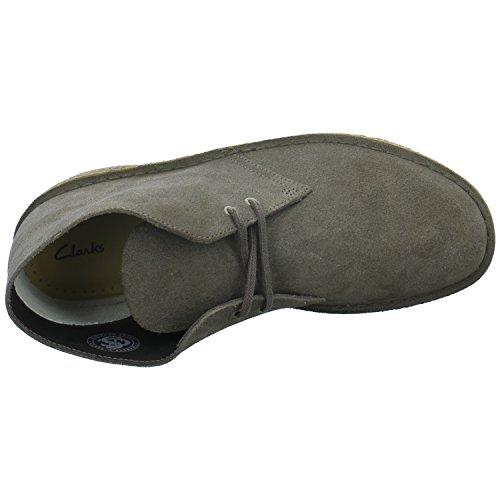 Clarks Originals Desert Boot, Stivali Chukka Uomo Brown