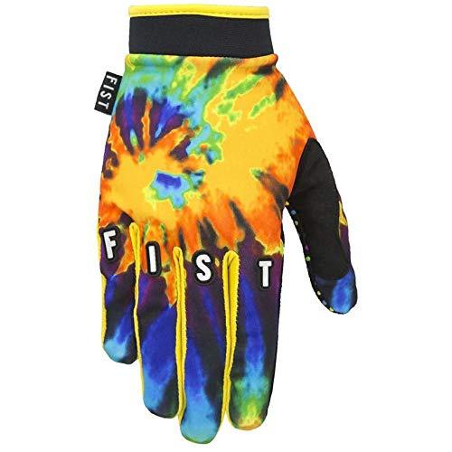 Fist Handwear Tie Dye Orange Handschuhe | Multicolor | L