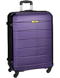 Safari Polycarbonate 77 cms Hard Sided Suitcase