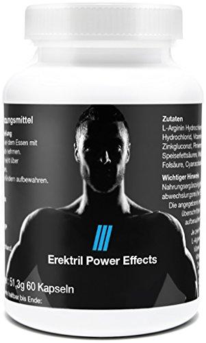 Erektril Power für Männer / Fruchtbarkeit - Testosteronspiegel - Ausdauer