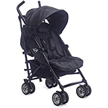 Silla de Paseo Mini Buggy XL mindnight Black + Barra Delantera / Bolsa Transporte de Regalo