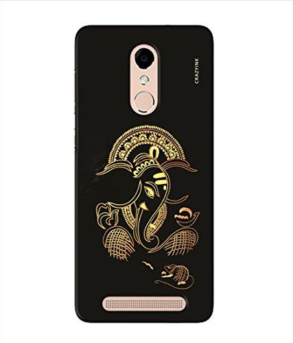 Kaira High Quality Printed Designer Soft Silicon Back Case Cover For Micromax Canvas Evok Power Q4260 (Ganesha)