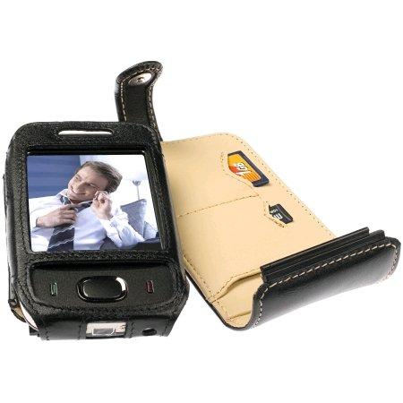 HTC Touch Viva Orbit Flex Multidapt Case (Schwarz/Beige)