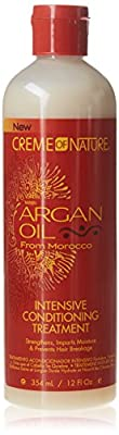 Creme of Nature Argan Oil Intensive Conditioning Treatment 354 ml by Creme of Nature