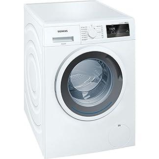 Siemens-iQ300-WM14N0A1-Waschmaschine-700-kg-A-157-kWh-1400-Umin-Schnellwaschprogramm-Nachlegefunktion-aquaStop