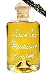 Grand Cru Fränkische Mirabelle Sehr fruchtig & weich 0,7L 40%Vol Mirabellenbrand Schnaps Obstler
