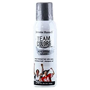 Jerome Russell Team Color Screamin' Silver 100 ml
