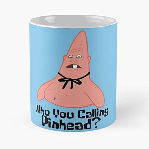 Spongebob Squarepants Patrick Star Squ - Best Gift Ceramic Coffee Mugs (Patrick Of Best Star)