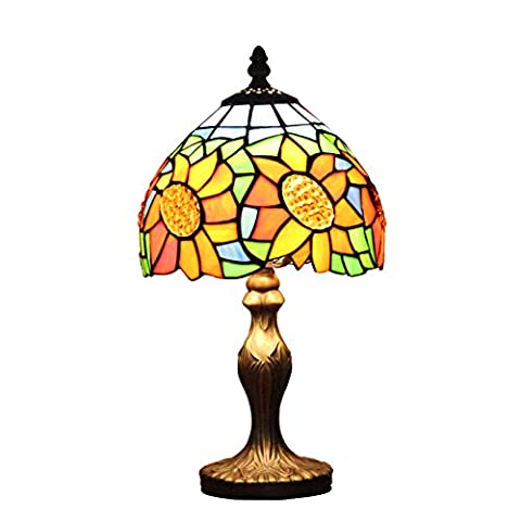 Lampe Tiffany - Gweat 8 Inch Modern Luxury Simple Sunflower