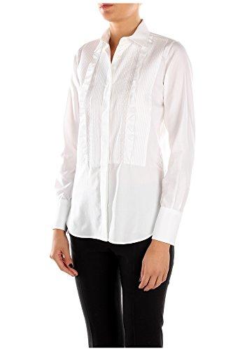 JB3AB02E1F50BO Valentino Chemises Femme Coton Blanc Blanc