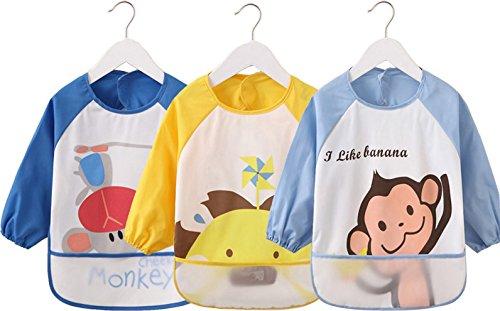 babylaza baberos bebe babero bebe,babero manga larga baberos impermeables,babero de juegos para bebés y Niños