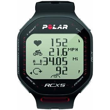 POLAR Herzfrequenzmessgerät RCX5, black, 90051068